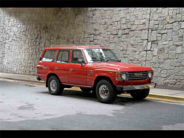 1987 Toyota Land Cruiser FJ | 1009987