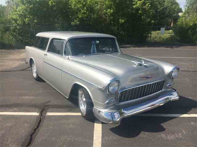 1955 Chevrolet Nomad | 1009992