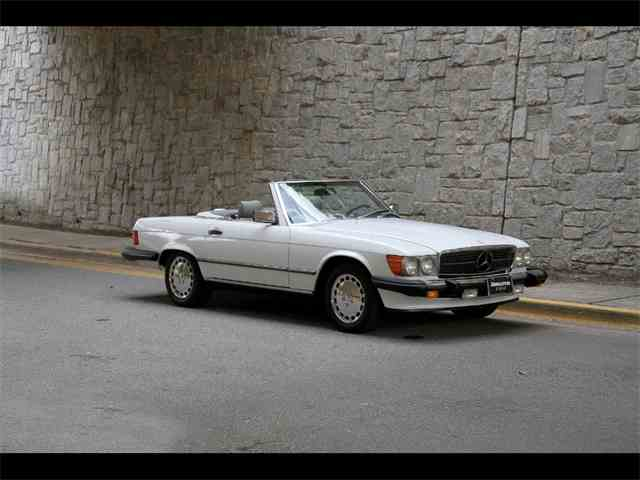 1986 Mercedes-Benz 560SL | 1009993