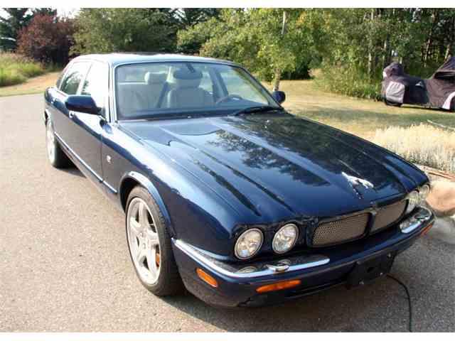 2003 Jaguar XJR | 1011000