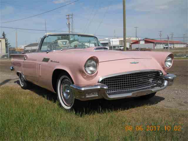 1957 Ford Thunderbird | 1011002