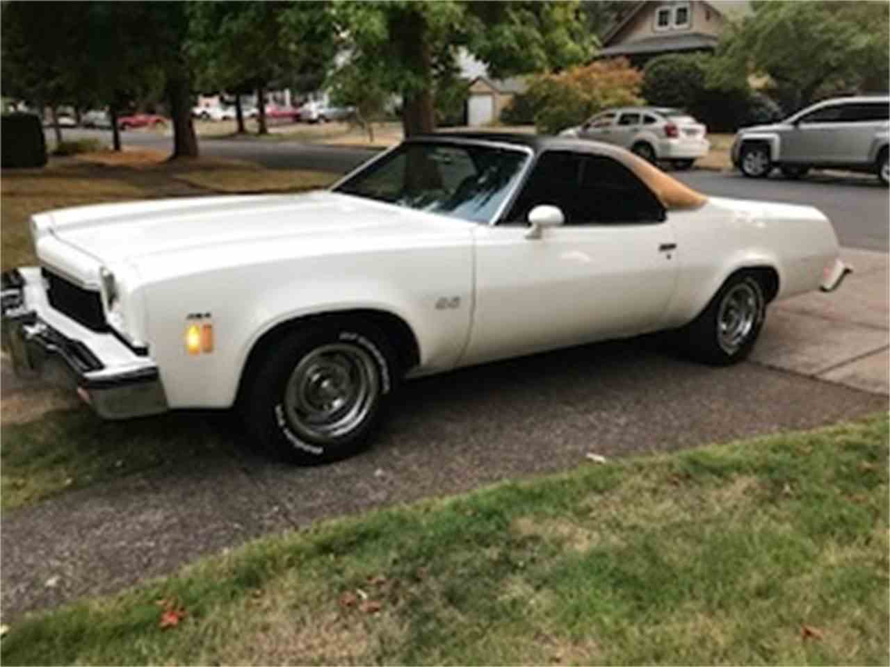 All Chevy 1976 chevy el camino : 1973 to 1975 Chevrolet El Camino for Sale on ClassicCars.com