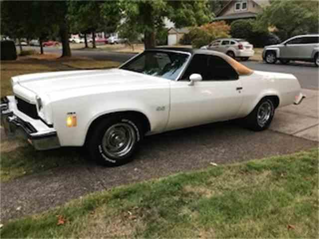 1973 Chevrolet El Camino SS | 1011007