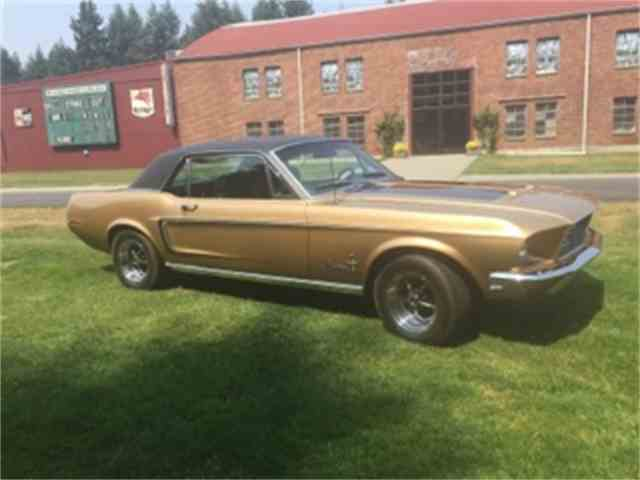 1968 Ford Mustang | 1011015