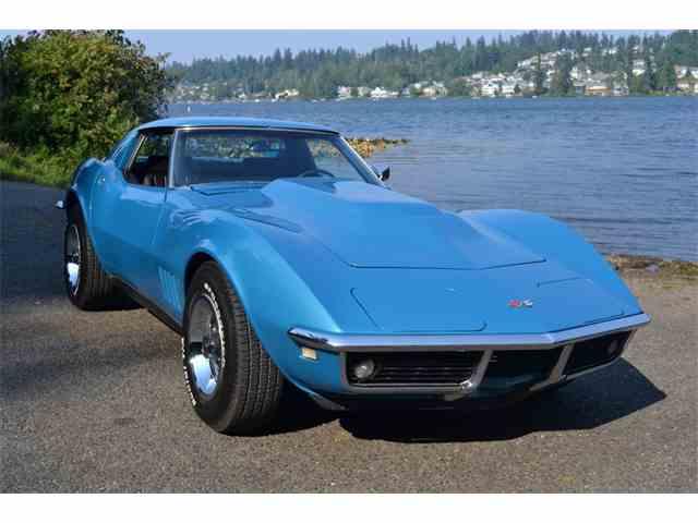 1968 Chevrolet Corvette | 1011020