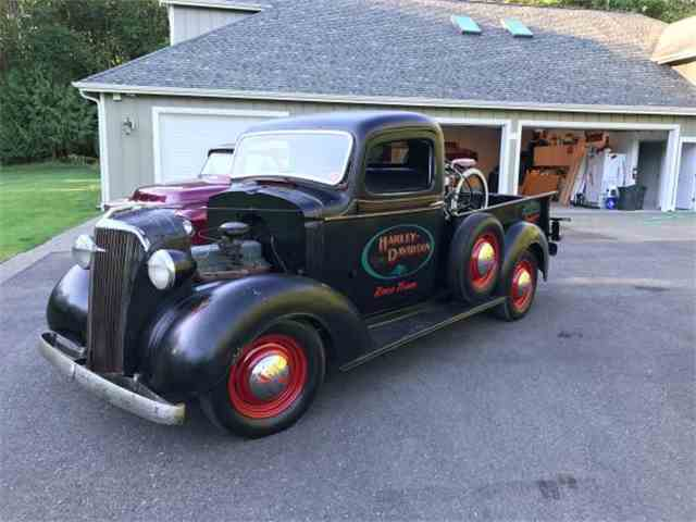 1937 Chevrolet Pickup | 1011023