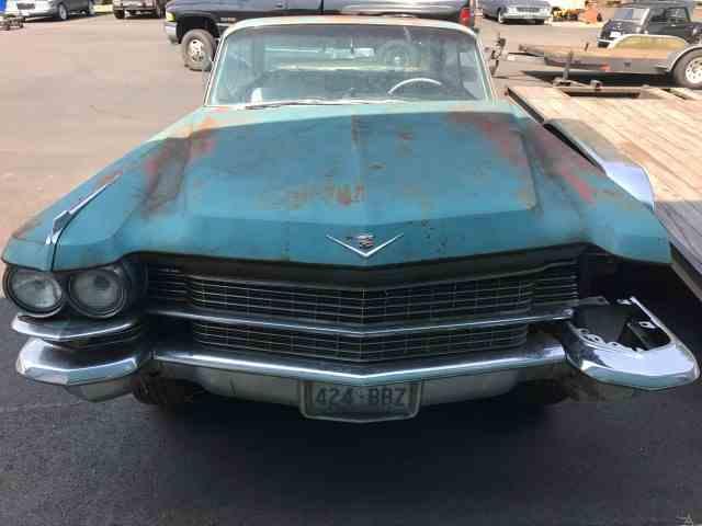 1962 Cadillac Coupe DeVille | 1011025