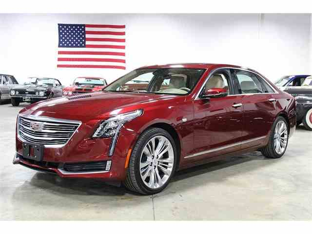 2016 Cadillac CT6 Platinum AWD | 1011028