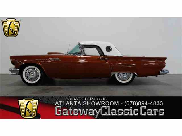 1957 Ford Thunderbird | 1011031