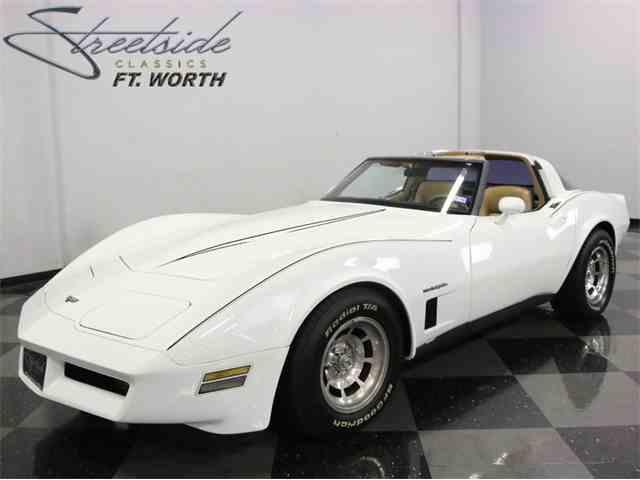 1982 Chevrolet Corvette | 1011034