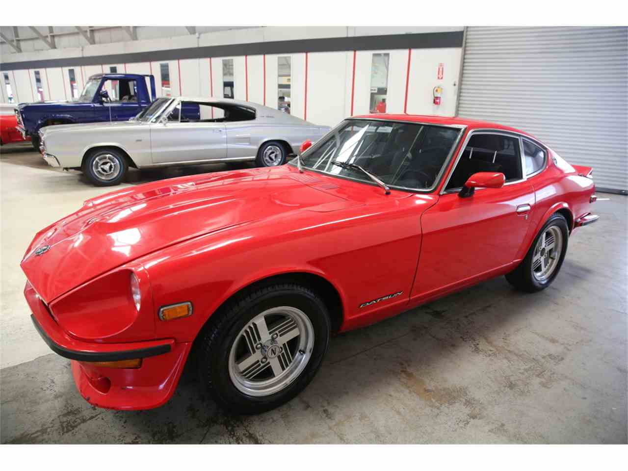 1972 datsun 240z for sale cc 1011037. Black Bedroom Furniture Sets. Home Design Ideas