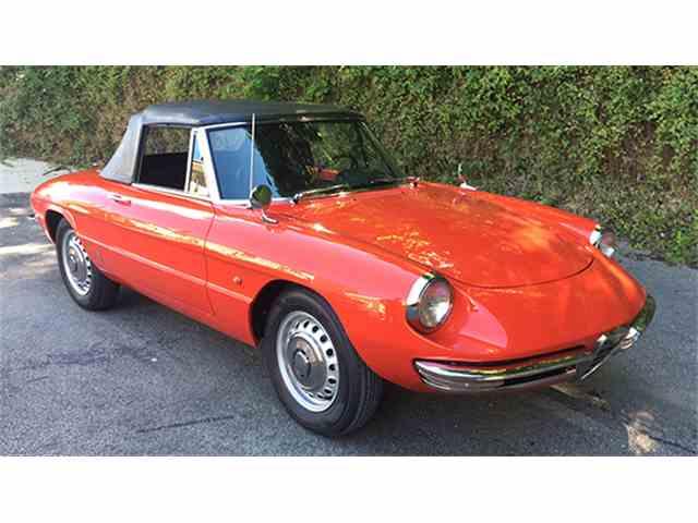 1966 Alfa Romeo 'Duetto' Spider | 1011038