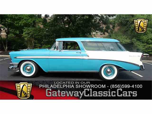 1956 Chevrolet Nomad | 1011041