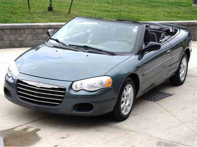 2006 Chrysler Sebring | 1011051
