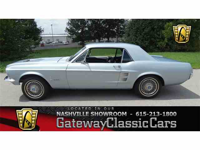 1967 Ford Mustang | 1011055