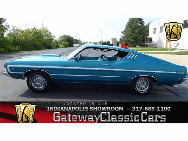 1969 Ford Torino For Sale On Classiccars Com