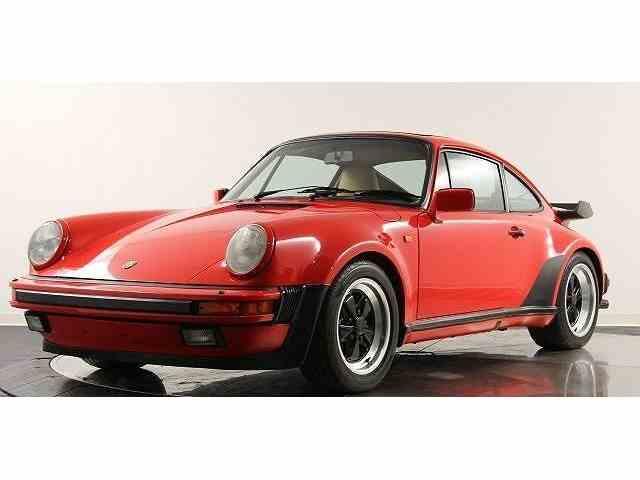 1987 Porsche 911 Turbo   1011064