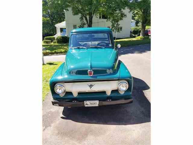 1954 Ford F150   1011067