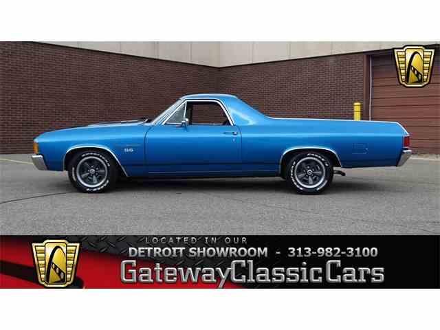 1972 Chevrolet El Camino | 1011068