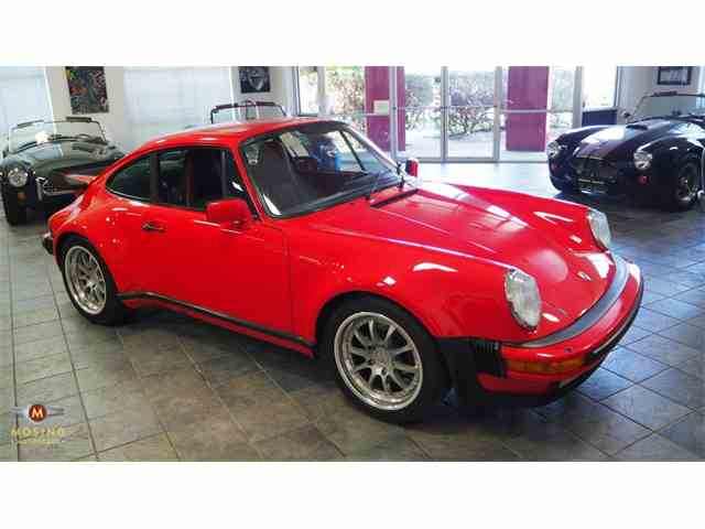 1986 Porsche 911 Carrera M491 | 1011069