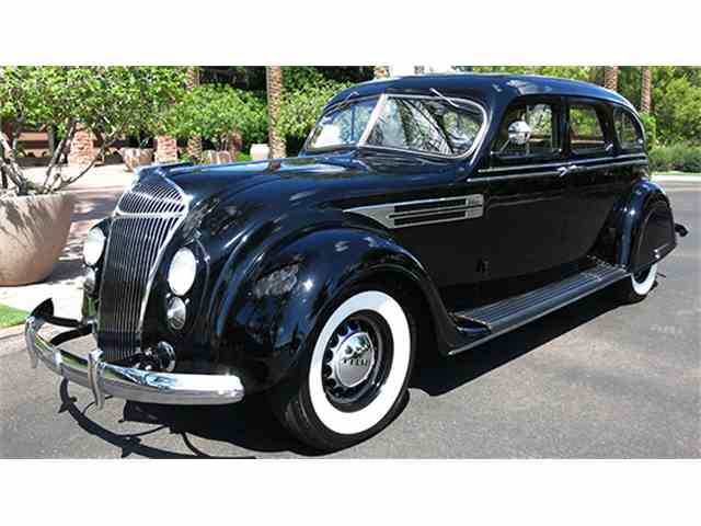 1936 Chrysler Imperial Airflow Sedan | 1011070
