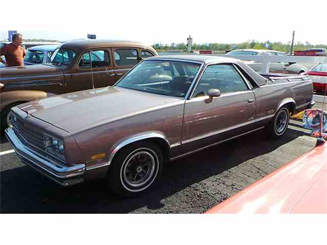 1983 Chevrolet El Camino | 1011074
