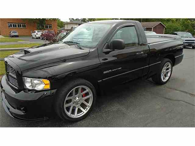 2004 Dodge Ram SRT/10 Pickup | 1011079