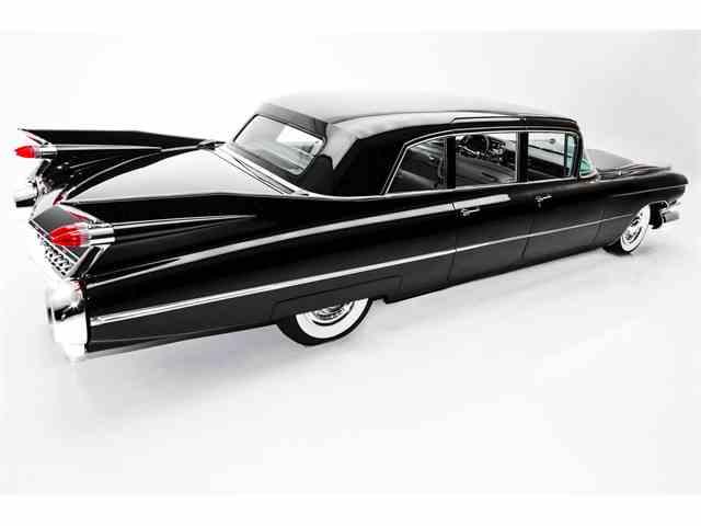 1959 Cadillac Fleetwood Limousine   1011080