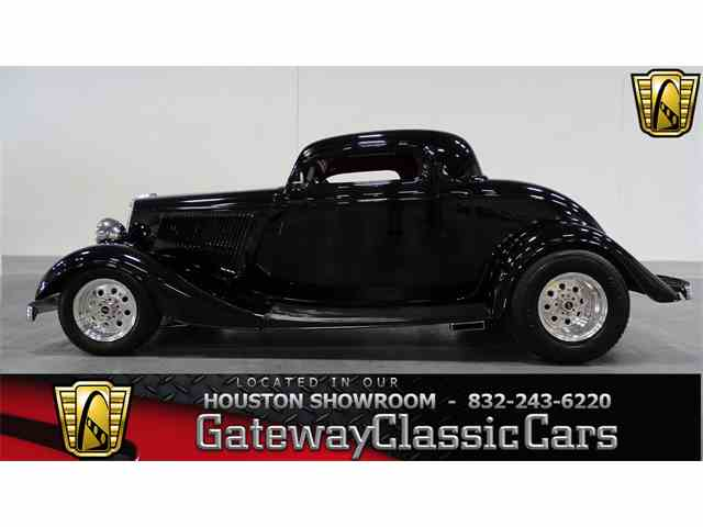 1934 Ford 3 Window | 1011081