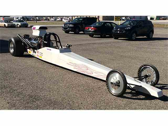 1986 Chevrolet Spitizer Rear Engine Dragster | 1011084