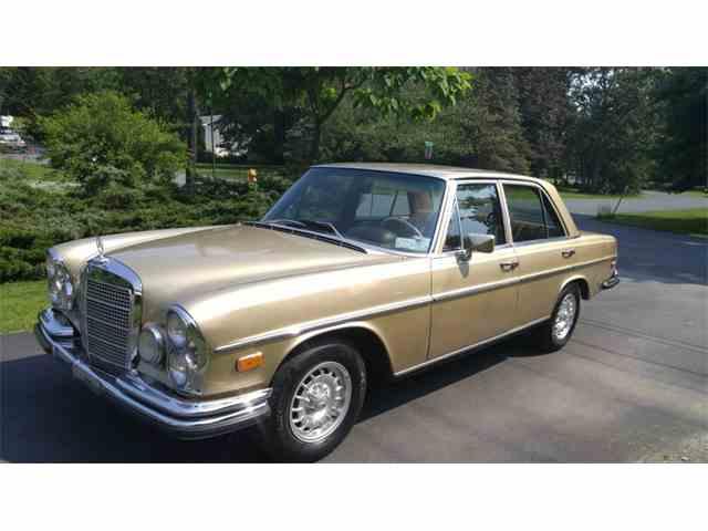1969 Mercedes-Benz 280SE   1011085