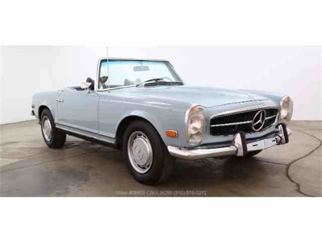 1969 Mercedes-Benz 280SL | 1011086