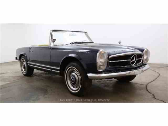 1965 Mercedes-Benz 230SL | 1011087