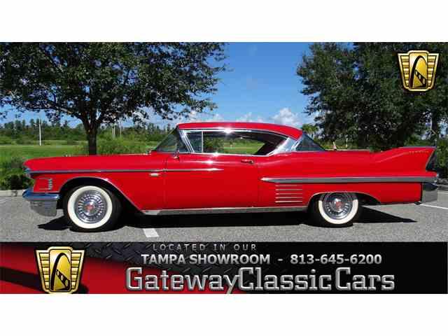 1958 Cadillac DeVille | 1011094