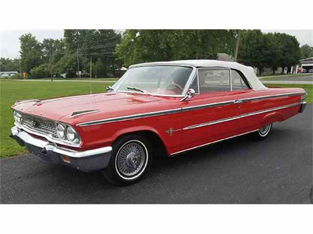 1963 Ford Galaxie 500 | 1011095