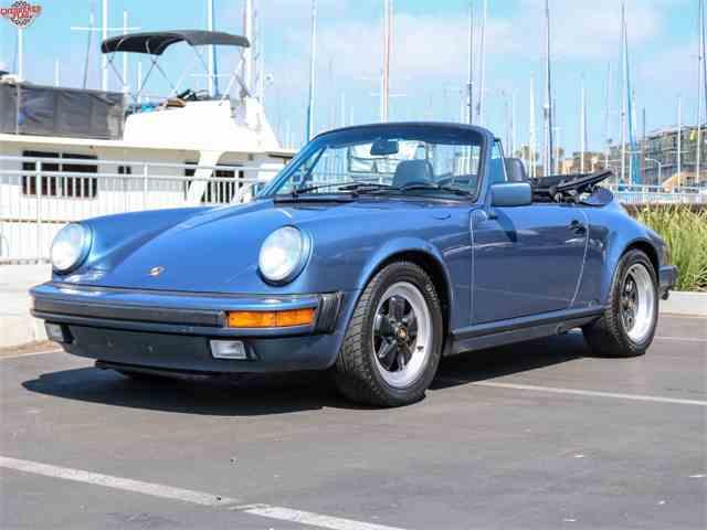 1989 Porsche 911 | 1011096