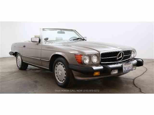 1988 Mercedes-Benz 560SL | 1011099