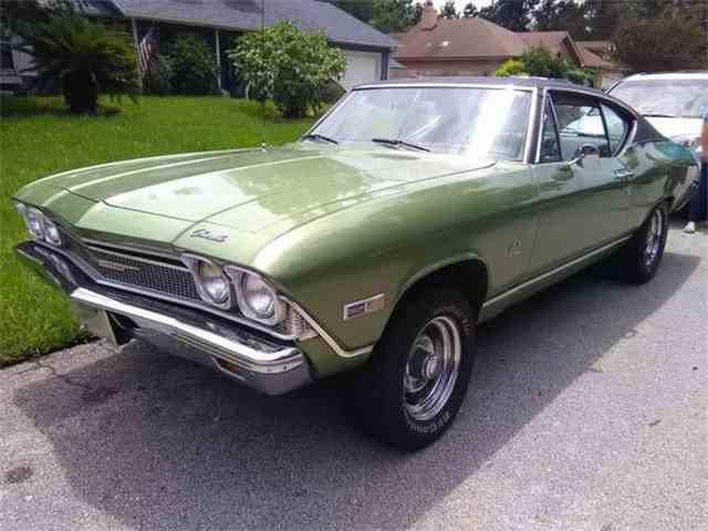 1968 Chevrolet Chevelle | 1010110