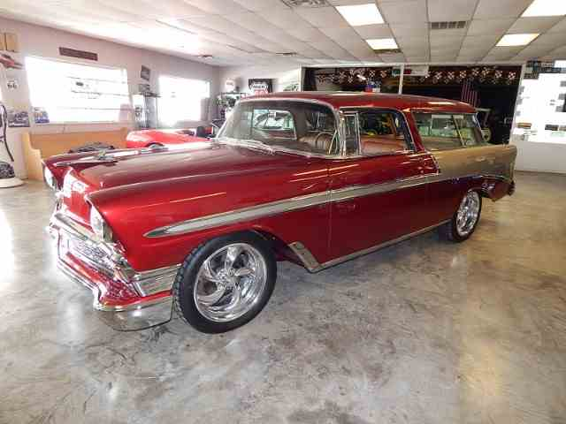 1956 Chevrolet Nomad | 1011102