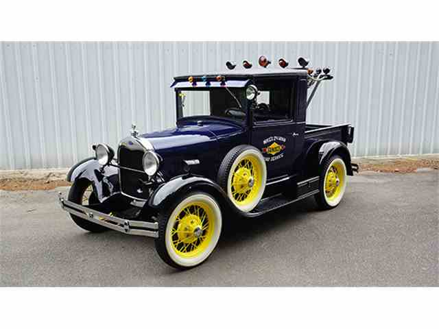 1928 Ford Model A Tow Truck | 1011103