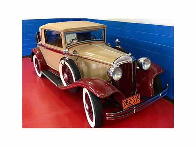 1931 Chrysler CM Convertible Coupe | 1011104