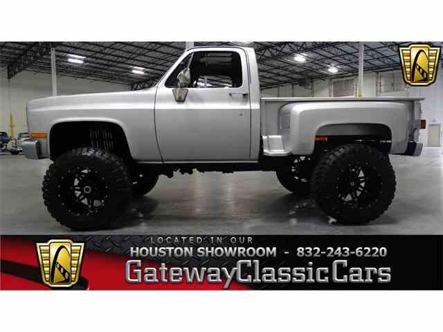 1984 Chevrolet K-10 | 1011105