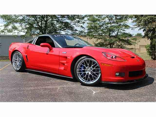 2010 Chevrolet Corvette ZR1 | 1011106