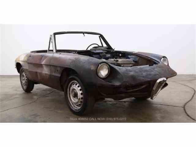 1966 Alfa Romeo Duetto | 1011109