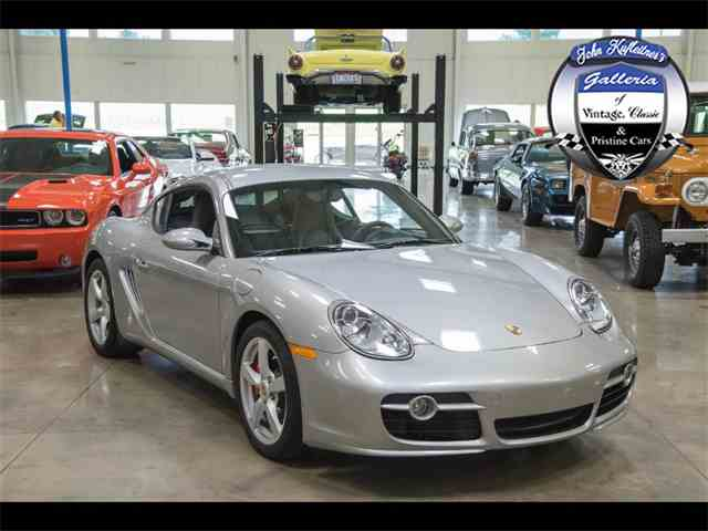 2008 Porsche Cayman | 1011114