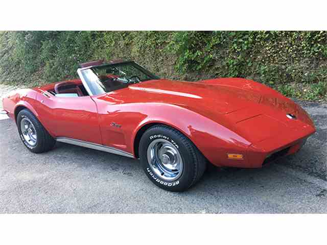 1973 Chevrolet Corvette Stingray Convertible | 1011115