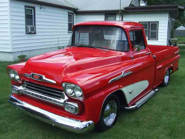 1958 Chevrolet 3100 | 1011125