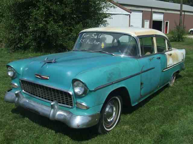 1955 Chevrolet Bel Air | 1011126