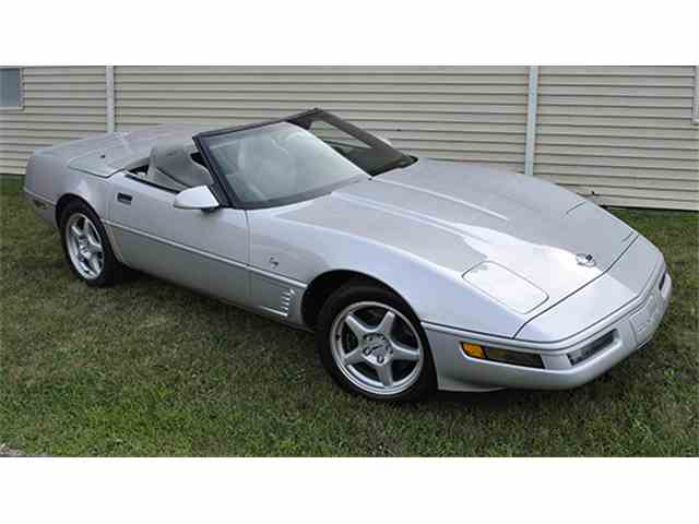 1996 Chevrolet Corvette Collector Edition Convertible | 1011128