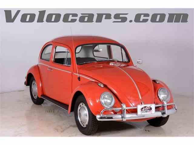 1960 Volkswagen Beetle | 1011129
